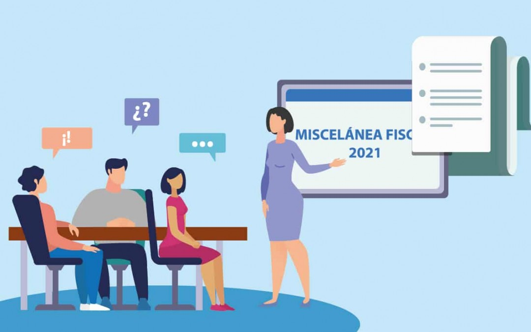 Miscellaneous Tax Resolution 2021