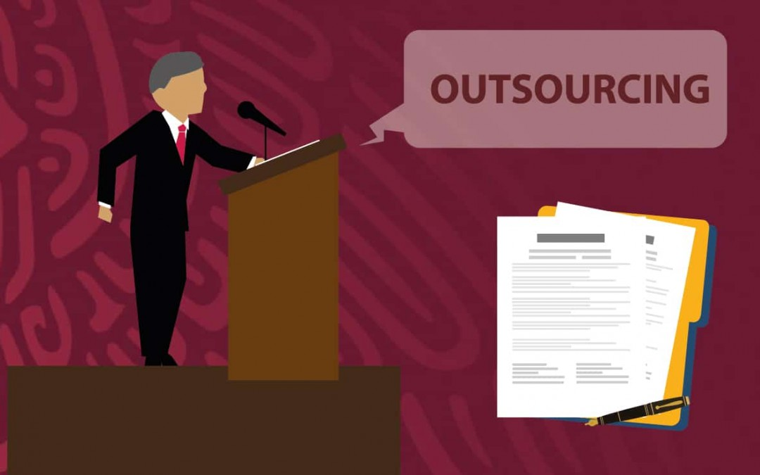 Initiative to extend the period of application of the Reform of Outsourcing